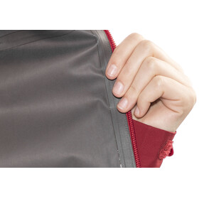 Black Diamond Liquid Point Shell Jacket Women Maroon